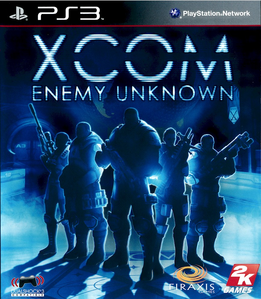 PS3 XCOM Enemy Unknown б/у
