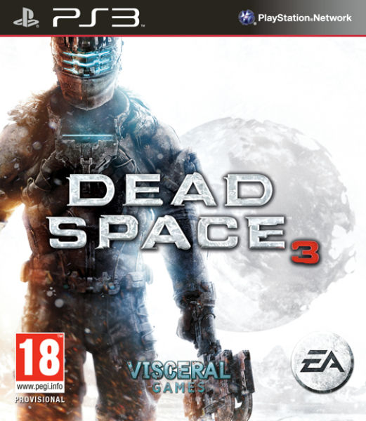 PS3 Dead Space 3 б/у