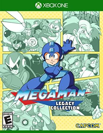 XBOX ONE Megaman Legacy Collection (русские субтитры)