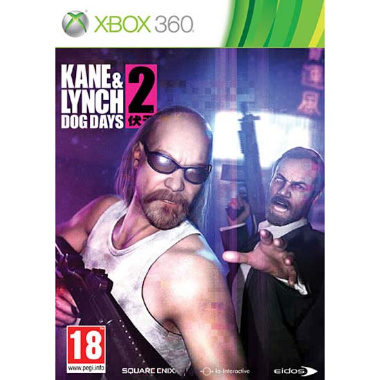 Xbox 360/One Kane & Lynch 2 Dog Days