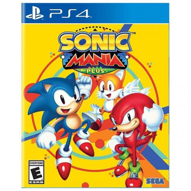 PS4 Sonic Mania Plus  купить за 2 290 -