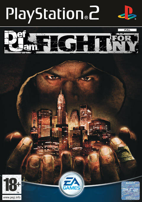 PS2 Def Jam Fight For NY б/у