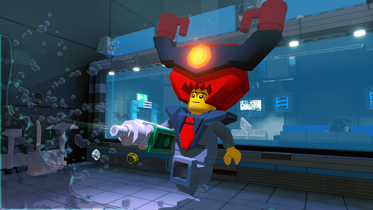 PS4 LEGO Movie Videogame