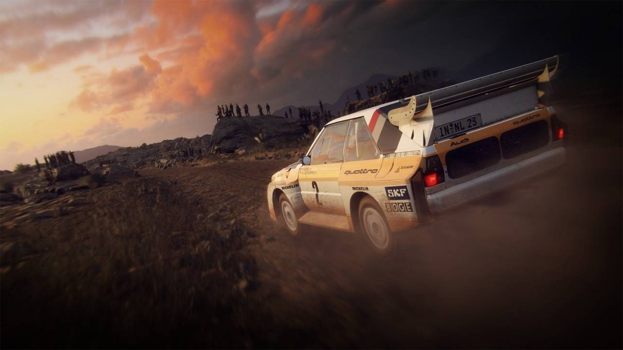 XBOX ONE Dirt Rally 2.0