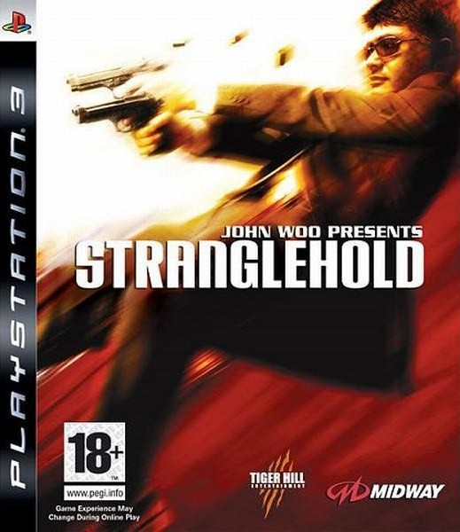 PS3 Stranglehold  купить за 1 190 -