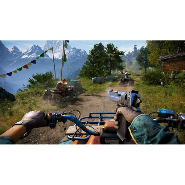 XBOX ONE Far Cry 5 + 4 (Double Pack)