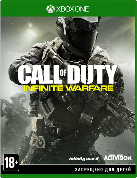 XBOX ONE Call Of Duty: Infinity Warfare б/у