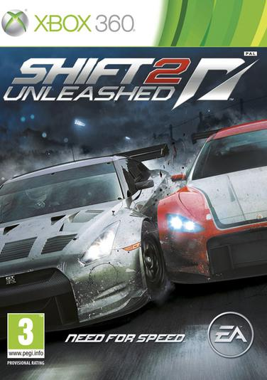 Xbox 360 Need For Speed: Shift 2 Unleashed купить за 1 790 -