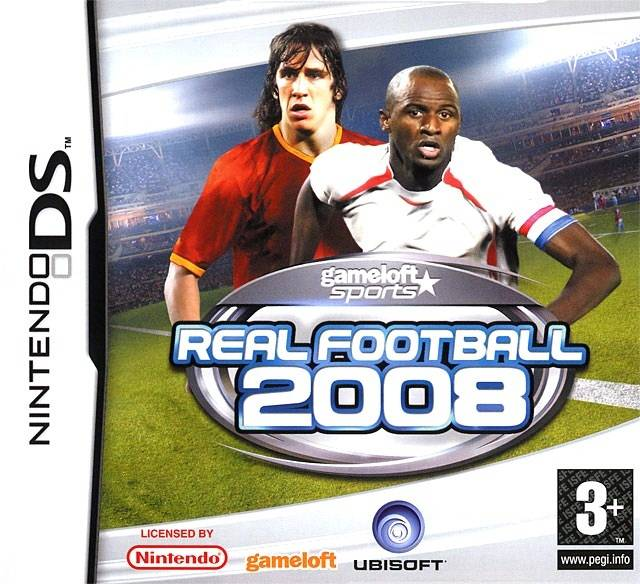 DS: Real Football 2008