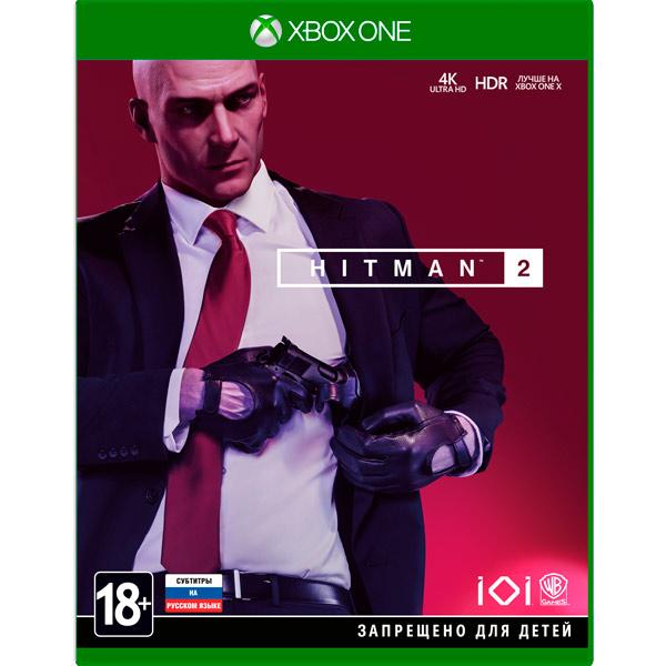 XBOX ONE Hitman 2  купить за 2 190 -