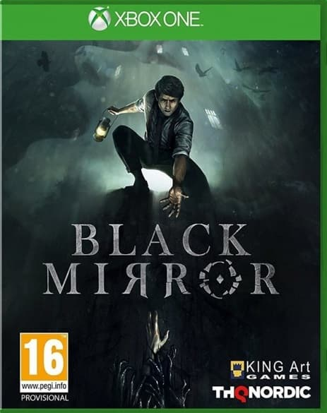 XBOX ONE Black Mirror (Русская версия)