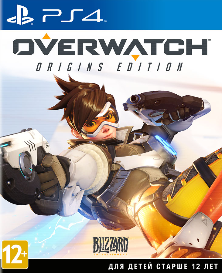 PS4 Overwatch Origin Edition б/у